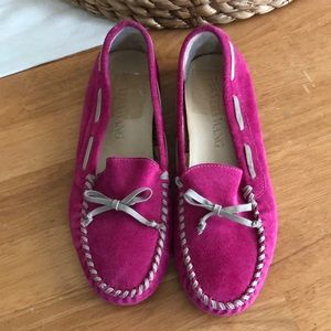 New, woman's 11, Vera Wang driving shoes / loafers / moccasins / slipper